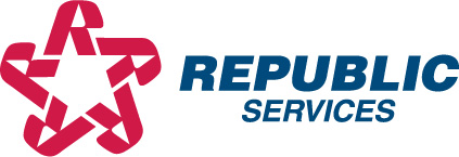 The Republic Services logo.