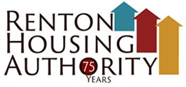 The Renton Housing Authority Logo.