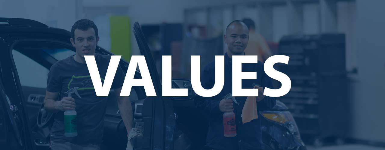 RTC Values