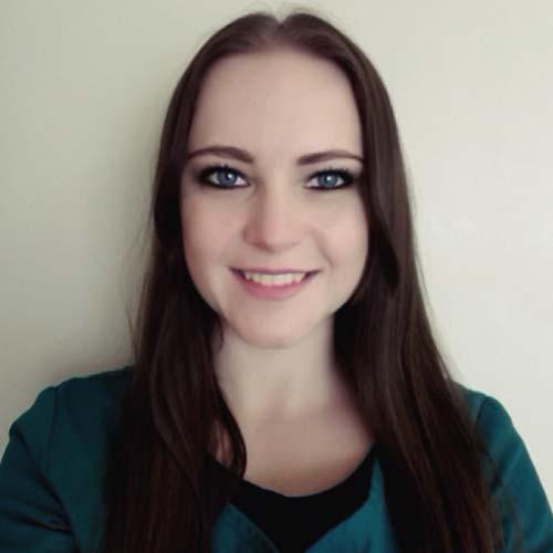 RTC student Kathryn Forman