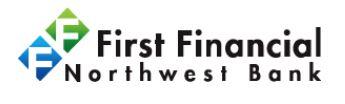 First Financial Northwest Bank logo