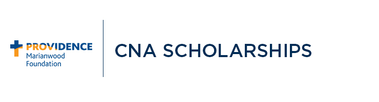 Providence Marianwood - CNA Scholarships