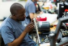 Band Instrument Repair Technology