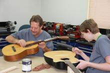 Guitar Repair Technology