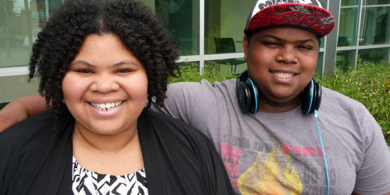 Mother and son to graduate at same time